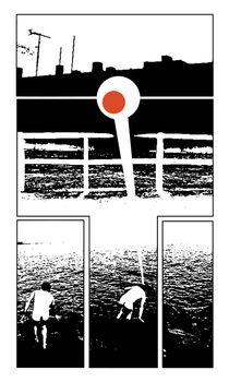 Cityscapes 20 by Nils Moslatka