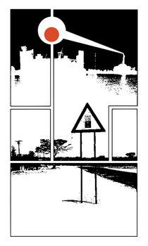 Cityscapes 21 by Nils Moslatka