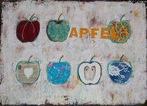 Äpfel von Fanny Prankl