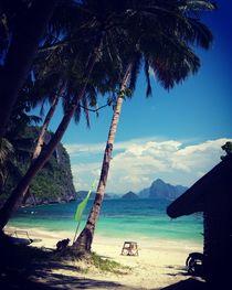 paradise beach by emanuele molinari
