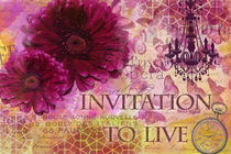 Invitation to live von art2b