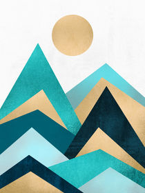 Waves 1 by Elisabeth Fredriksson