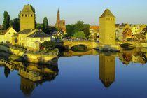 Straßburg Barrage Vauban by Patrick Lohmüller