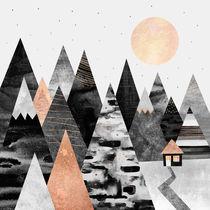 Little Cabin by Elisabeth Fredriksson