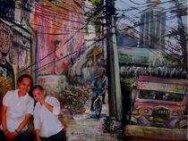 Ein Tag in Manila von Renée König