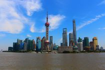 Die berümte Instel in Pudong (Shanghai) by ann-foto