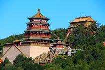Pompöser Sommerpalast Peking by ann-foto