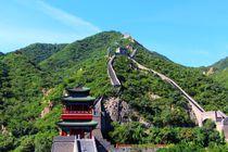Die große Mauer von Peking by ann-foto