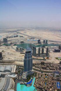 Sicht vom Burj Khalifa von ann-foto