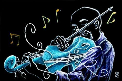 Musica-gran-caffe-chioggia-violinista-piazza-san-marco