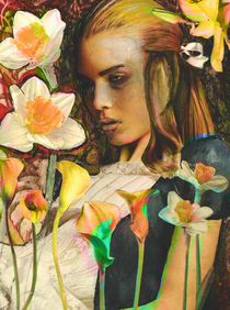 Alice's Garden by Irene Cavalchini