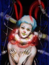 Tube Rabbit by Irene Cavalchini