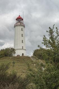 Leuchtturm Dornbusch | Hiddensee von Thomas Keller