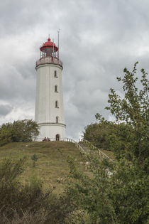 Leuchtturm Dornbusch | Hiddensee by Thomas Keller