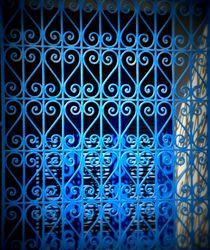 blue by sylvie bouzana léandre