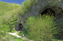 Dove Holes, Dovedale by Rod Johnson