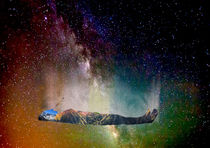 Die Frau im Kosmos von alana