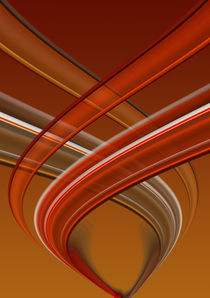 Farbspiel Rot 1 by alana