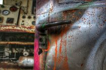 Lost Train  by Susanne  Mauz