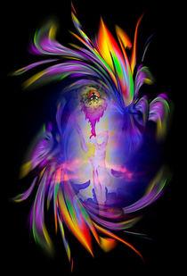 Himmlische Erscheinung 3 von Walter Zettl