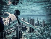 dubai pool by Marcus Hennen