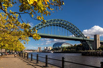 Tyne Bridge by David Pringle