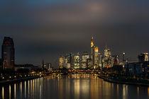Skyline Frankfurt/Main von Frank Landsberg