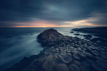 [:] GIANT'S CAUSEWAY WITH A SOFT GLOW [:] by Franz Sußbauer