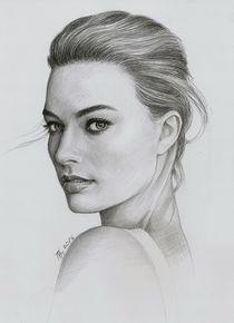 Margot Robbie von Tatyana Lihachova