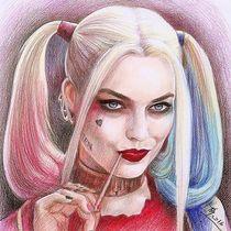Harley Quinn von Tatyana Lihachova