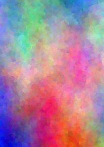Farbiger Nebel - Coloured Fog von Udo Paulussen