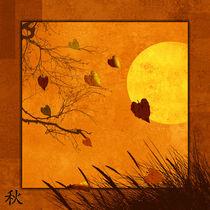 Herbst, aus der Serie 4 Jahreszeiten von Monika Juengling