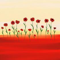 Blumen von Gabi Siebenhühner