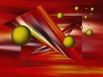 Modern art by Gabi Siebenhühner