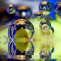 Kohlensäureblasen by Gabi Siebenhühner