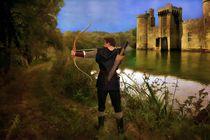 Der Bogenschütze by Claudia Evans