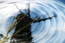 Die Windmühle  von Claudia Evans