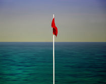 The Red Flag by Edmund Nagele F.R.P.S.