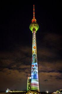 Berliner Fernsehturm von kfotografie-karsten-frohn