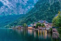 Lake reflections by Gabriel Codrut Nitescu
