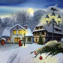 Winter time ... Christmas time von Monika Juengling
