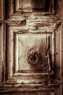 Portal of Saint Sepluchre in Jerusalem von Juan Carlos Lopez