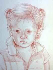 """Bildnis Lucie by Dorothea """"Elia"""" Piper"""