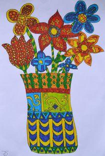Flower Power von Jessica Schmidt
