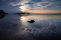 Worms Head rockpool by Leighton Collins