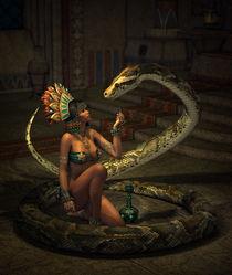 Die Schlangenzauberin von majorgaine