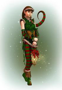Santas kleiner Helfer Emmi von majorgaine