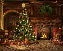 Frohe Weihnachten by majorgaine