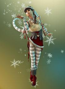 Santas kleiner Helfer Elsie von majorgaine