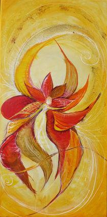 rot gelb von Heike Hild
